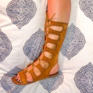 Adorable Gladiator Sandals